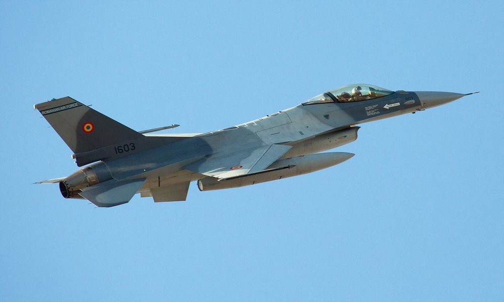 More F-16 jets for Romania