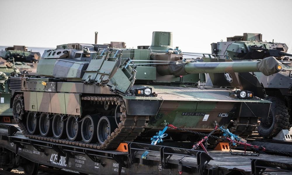 Więcej wojsk NATO w Estonii