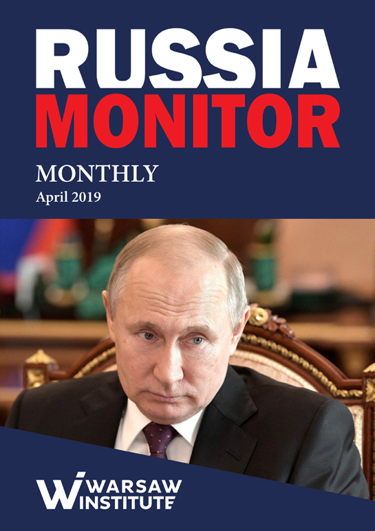 RUSSIA MONITOR MONTHLY 04/2019