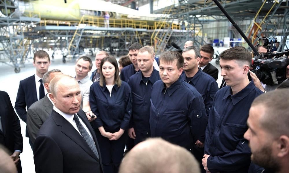 Słabe wyniki rosyjskiej gospodarki