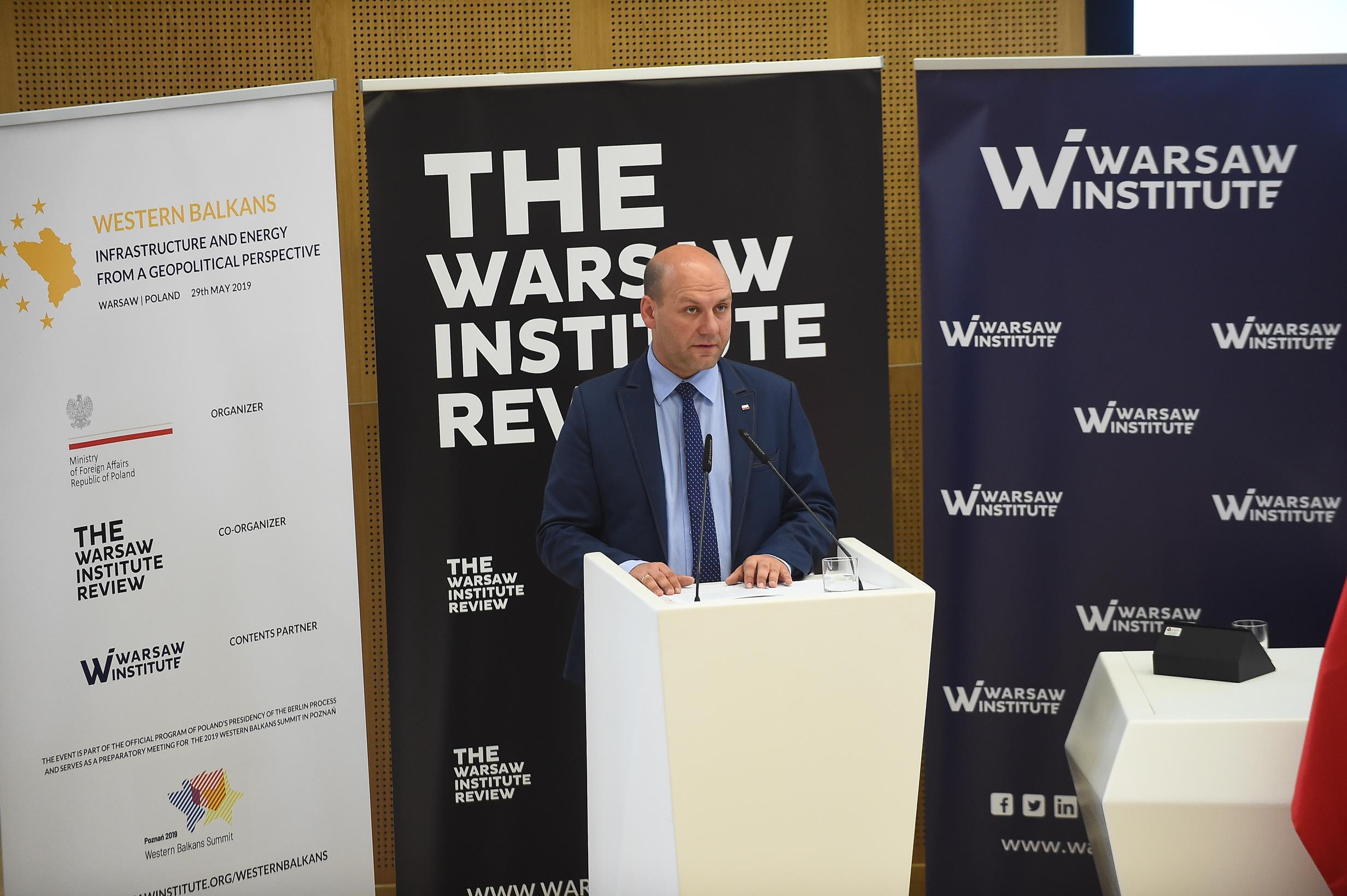 Szymon Szynkowski vel. Sęk western balkans warsaw institute k2 1