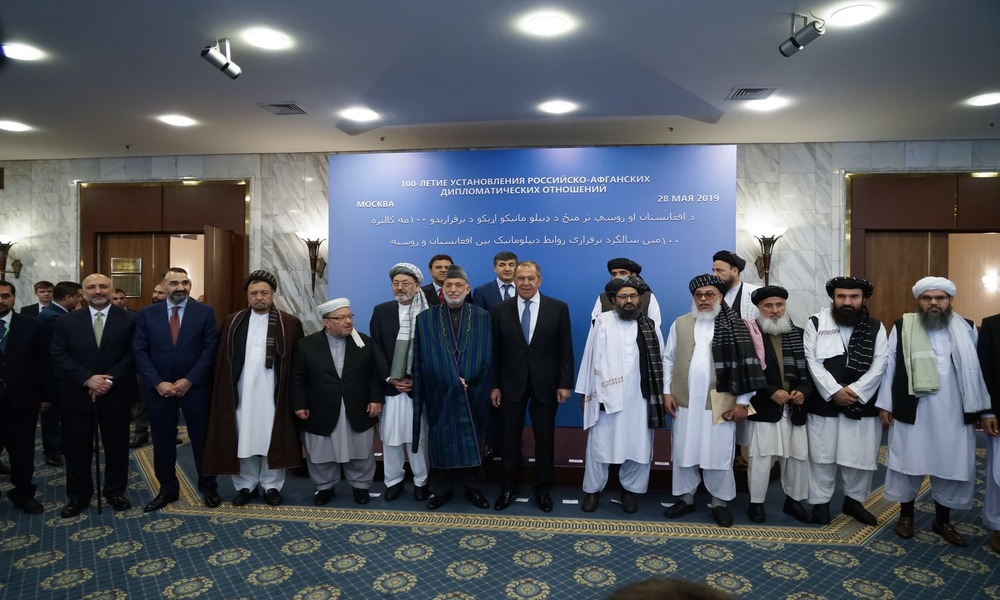 Taliban's Visit to Moscow Comes As Part of Russia's Afghan Intrigue