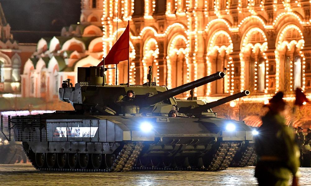 Rosja mniej wydaje na armię. Jak bardzo?