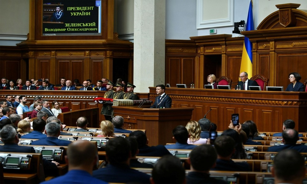 Zelensky Dissolved The Parliament. Race Against Time