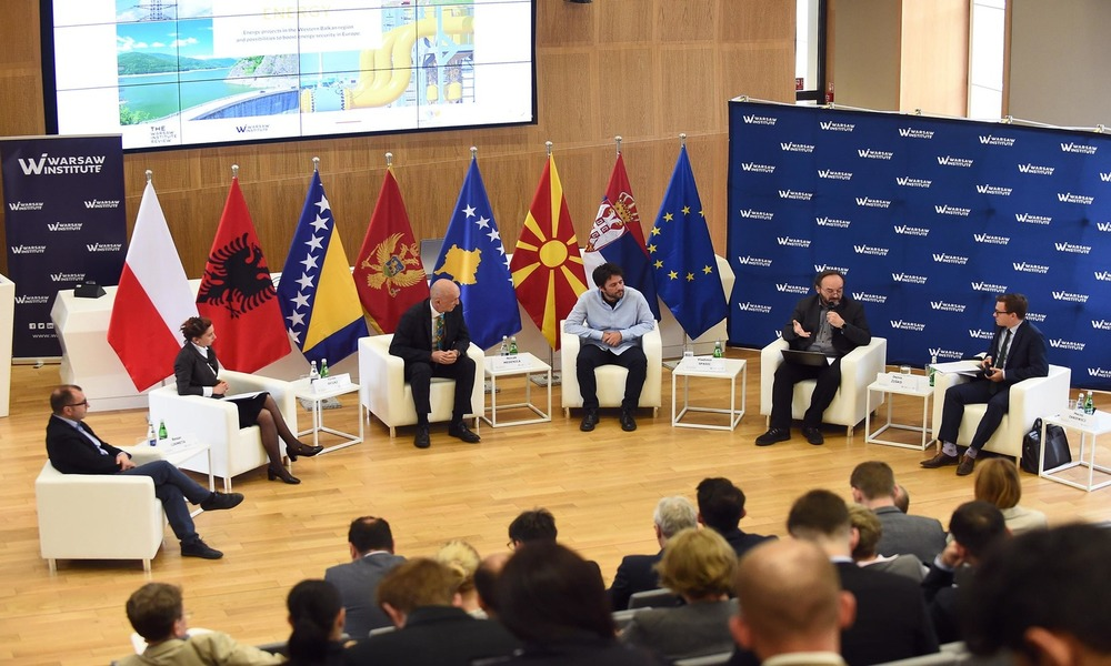 Western Balkans: Infrastructure and Energy From a Geopolitical Perspective