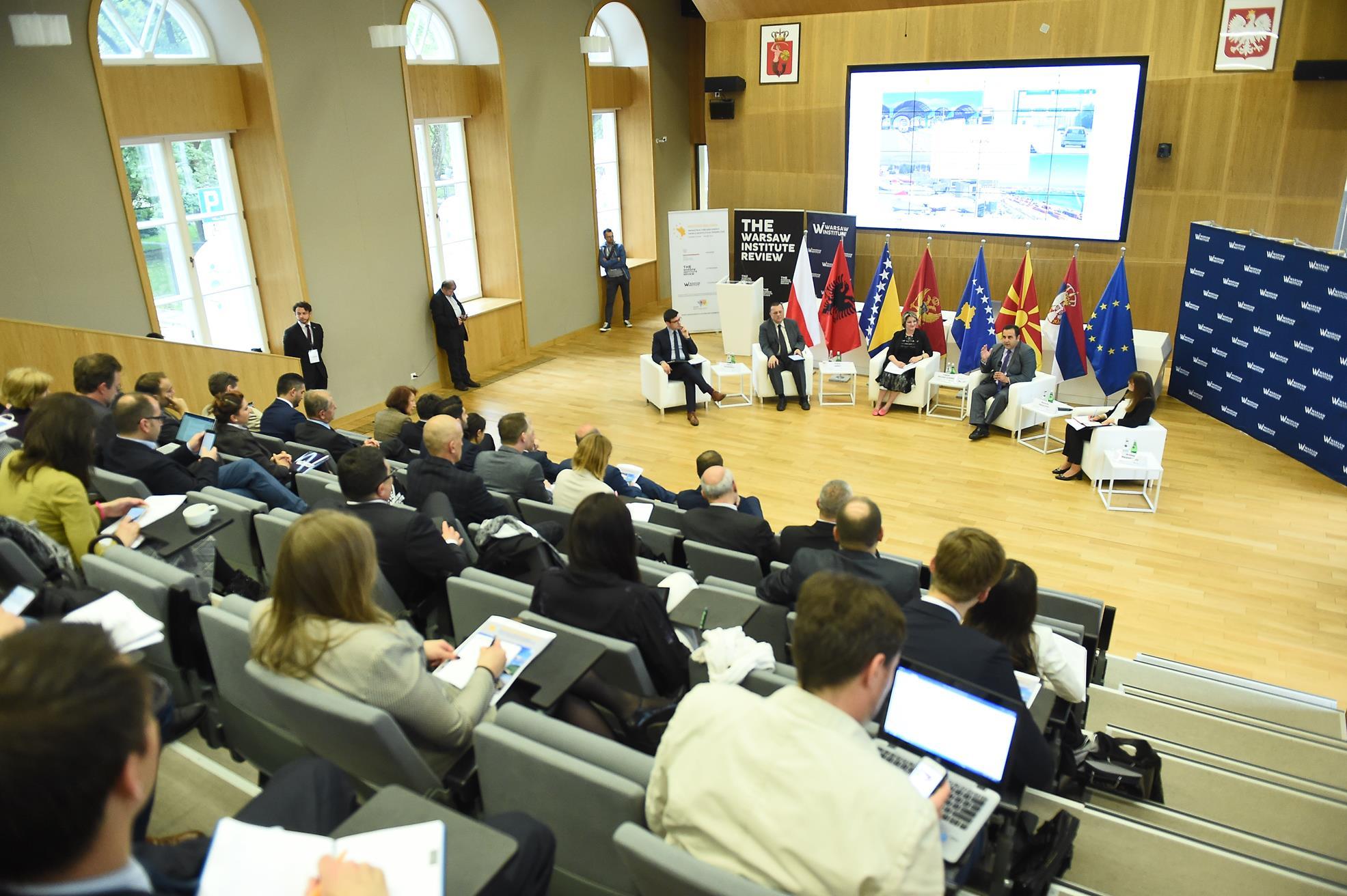 western balkans infrastructure energy geopolitics warsaw institute k9 16