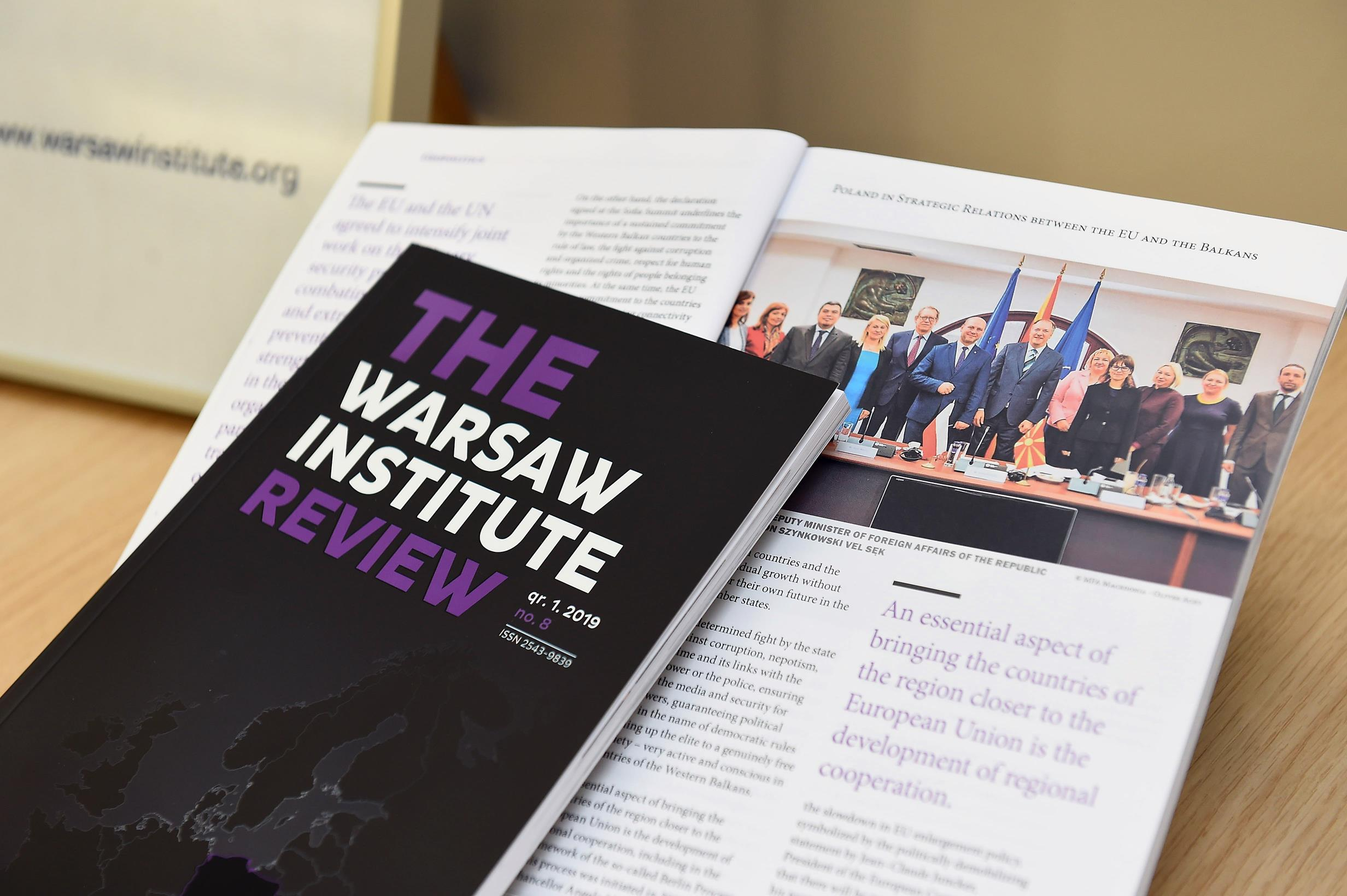 western balkans the warsaw institute review k3 3
