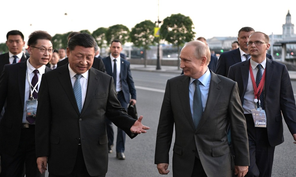"Chinese Delegation Visits Moscow: ""Best Friends"" United By Common Enemy"