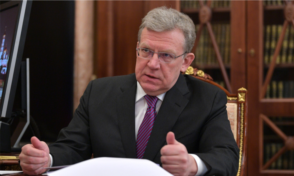 """Liberal"" Kudrin In Firing Line to Become Kremlin's Scapegoat?"