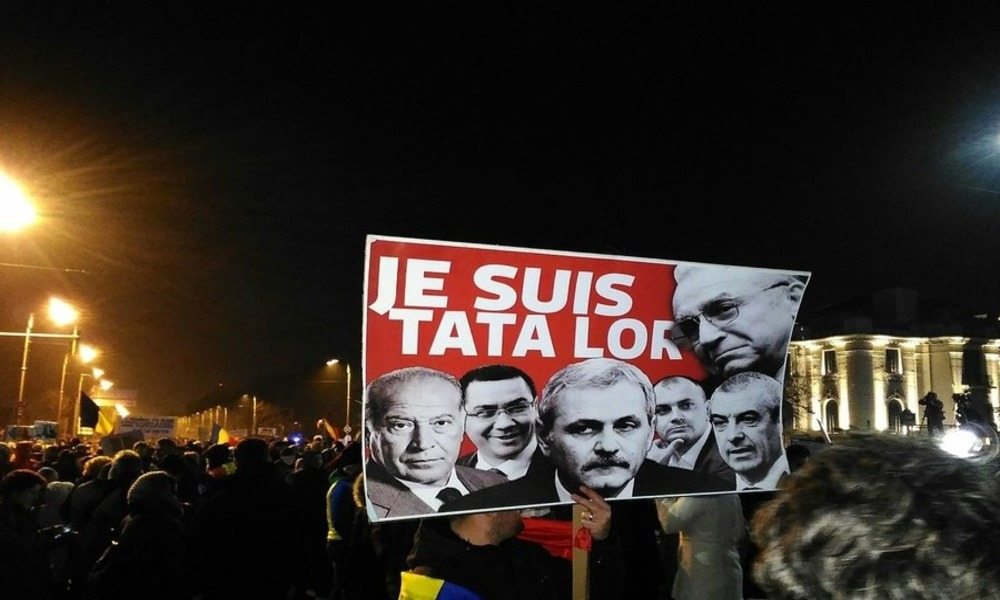 Lider partii rządzącej Rumunią w więzieniu