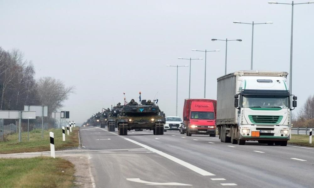 Żelazny Wilk, największe ćwiczenia wojskowe na Litwie