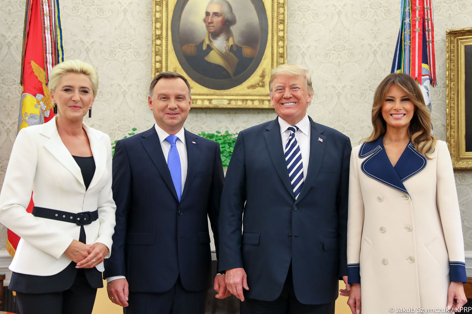Polish-American alliance stronger than ever before USA