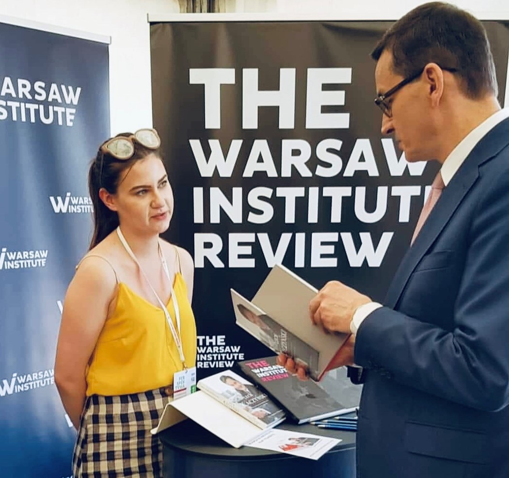 Polska Wielki Projekt Warsaw Institute 2