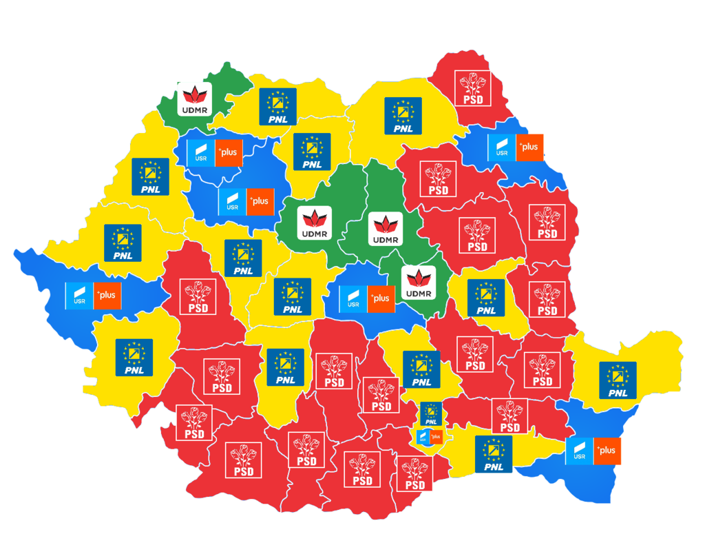 The Opposition Wins The Elections in Romania