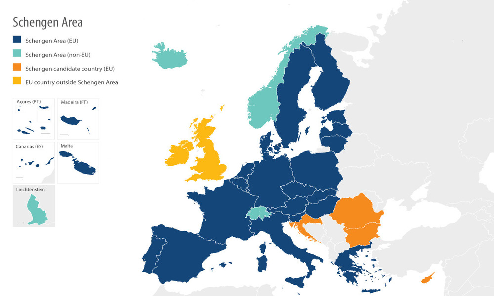 Romania Is Closer to the Schengen Zone Accession