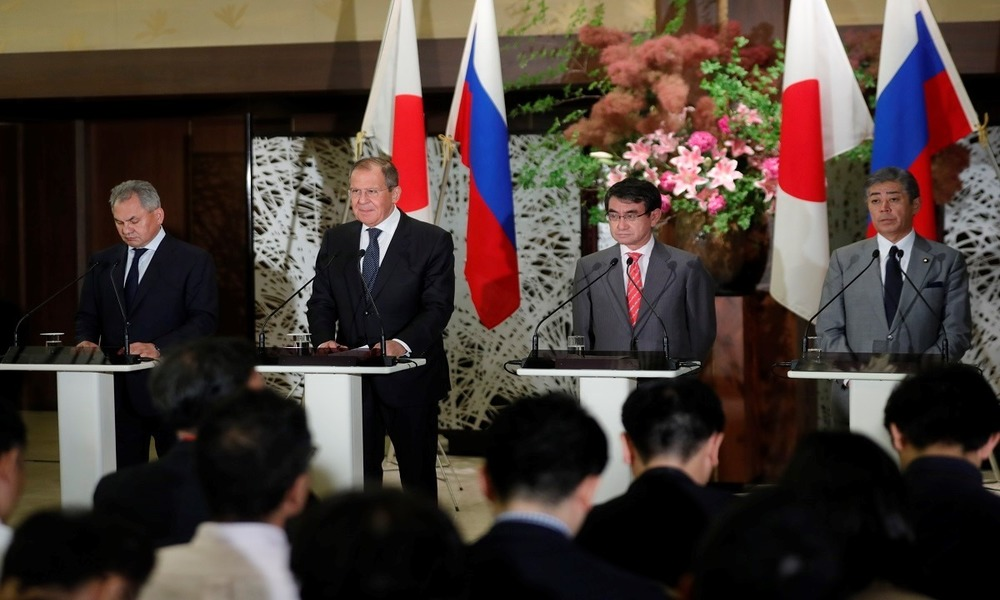 Lavrov and Shoigu Visit Japan – Fail to Make Breakthrough on Kuril Islands