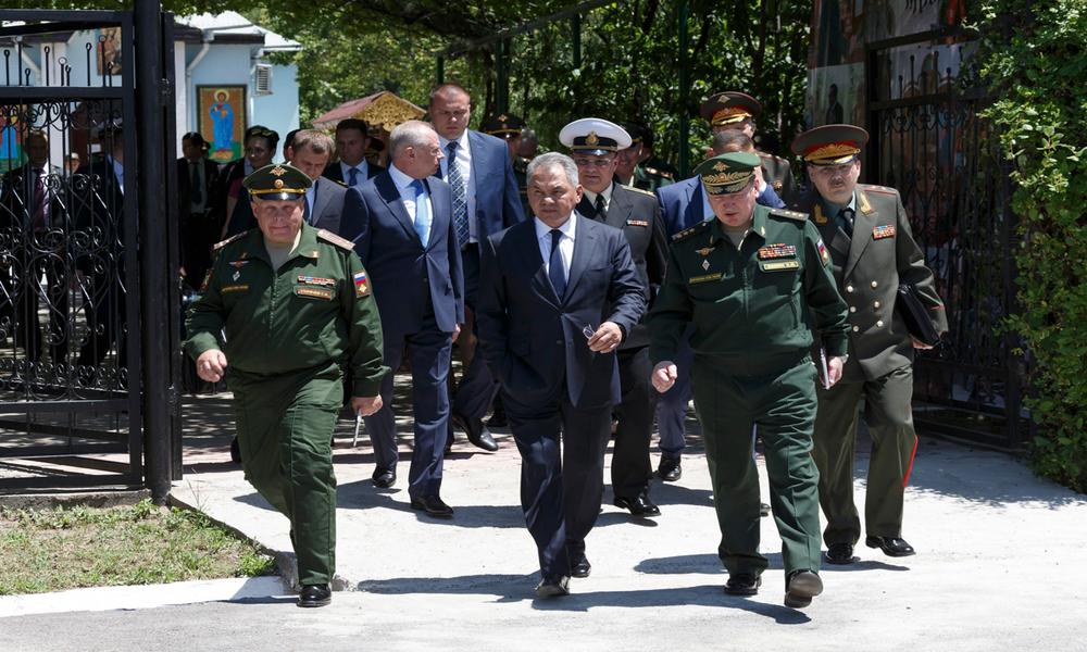 Siłowicy w Duszanbe. Tadżykistan – ważny sojusznik Rosji