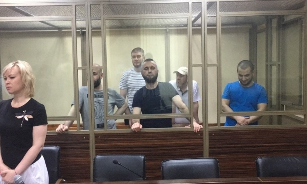 Severe Sentences, Repressions in the Crimea. Tatars Targeted by FSB.
