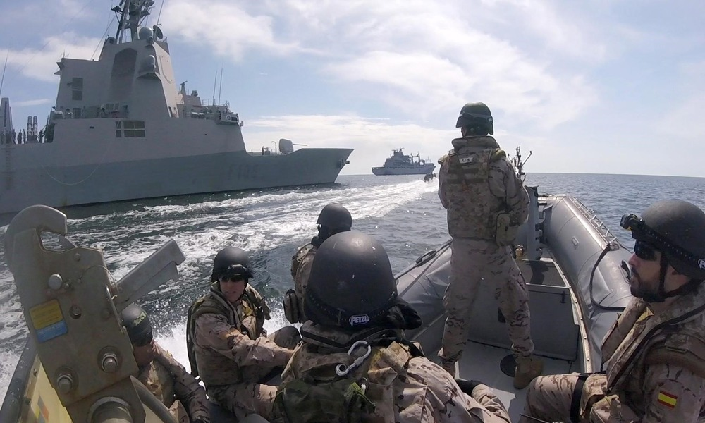 U.S. Navy's Second Fleet Takes Part in BALTOPS – Baltic Protector Exercise