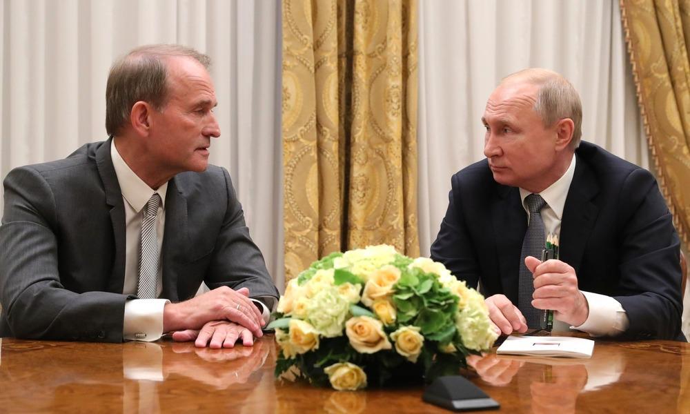 Putin w ukraińskiej kampanii. Przedwyborcza intryga