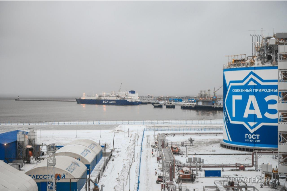 Novatek Seals Arctic LNG 2 Deal with Partners and Subcontractor