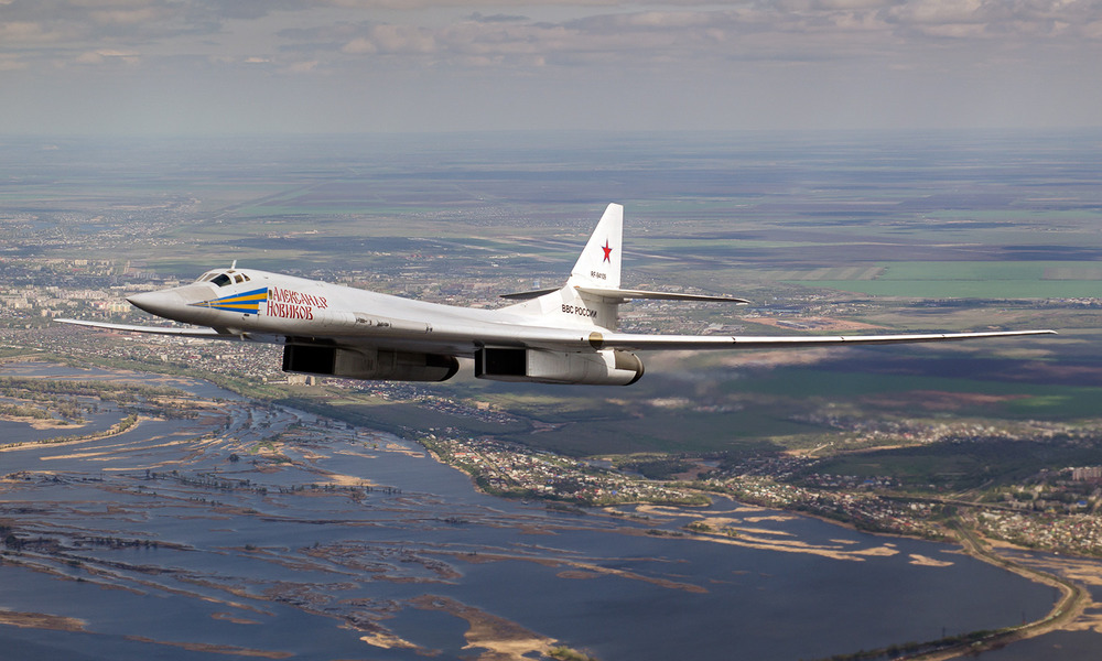 Nuclear Bombers over the Baltic. Russia Provoking Not Only NATO