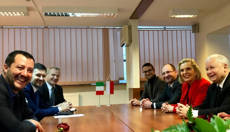 "Polish–Italian Relations: A Conservative Dream of a ""Roman Form"""