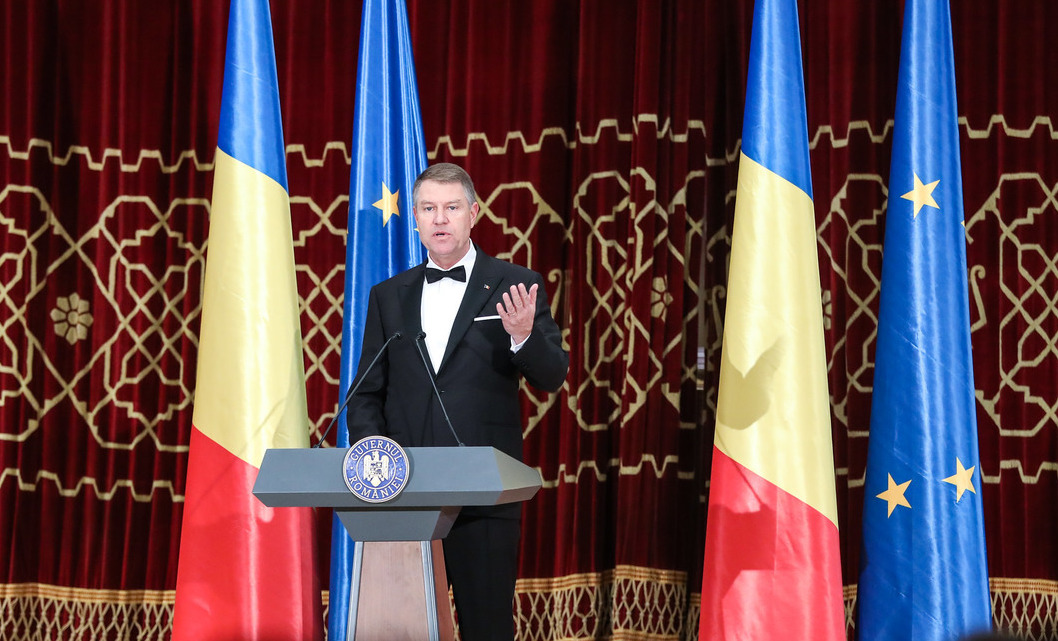 """Better Than Expected"": Remarks on Romania's Presidency of the European Council"