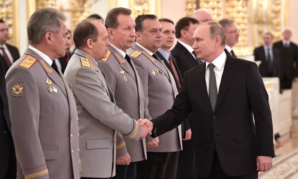 Protesty w Moskwie. Putin posłuchał siłowików