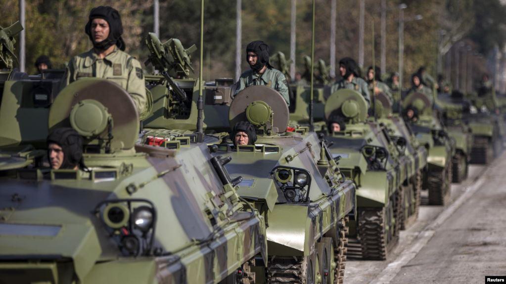 Rumunia blokuje rosyjskie dostawy wojskowe do Serbii