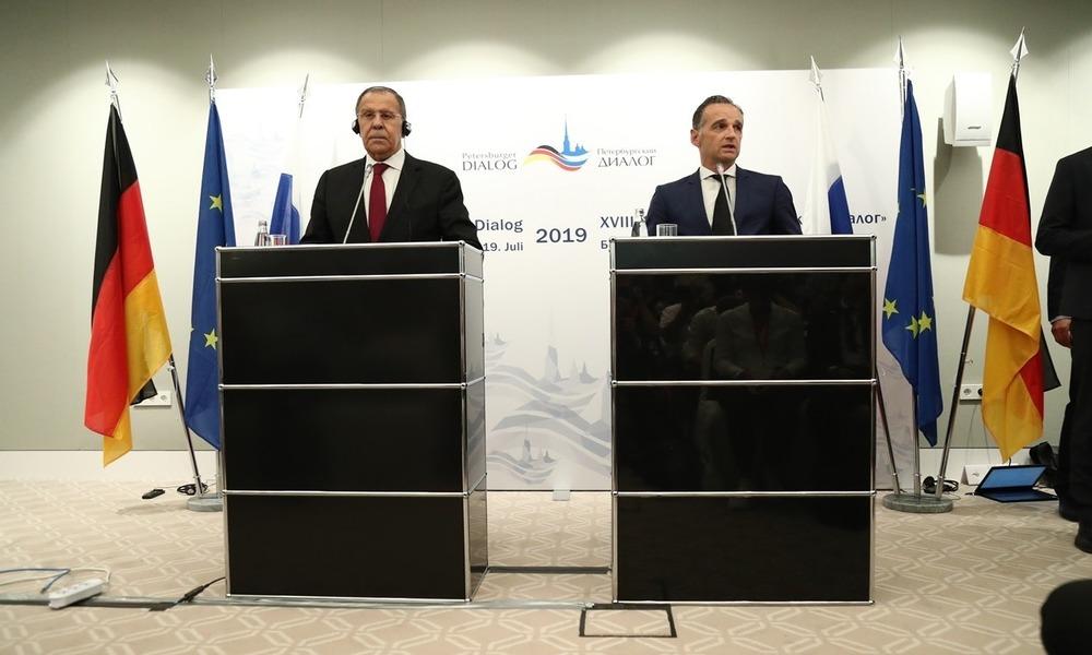 Coraz cieplej w stosunkach Niemiec i Rosji