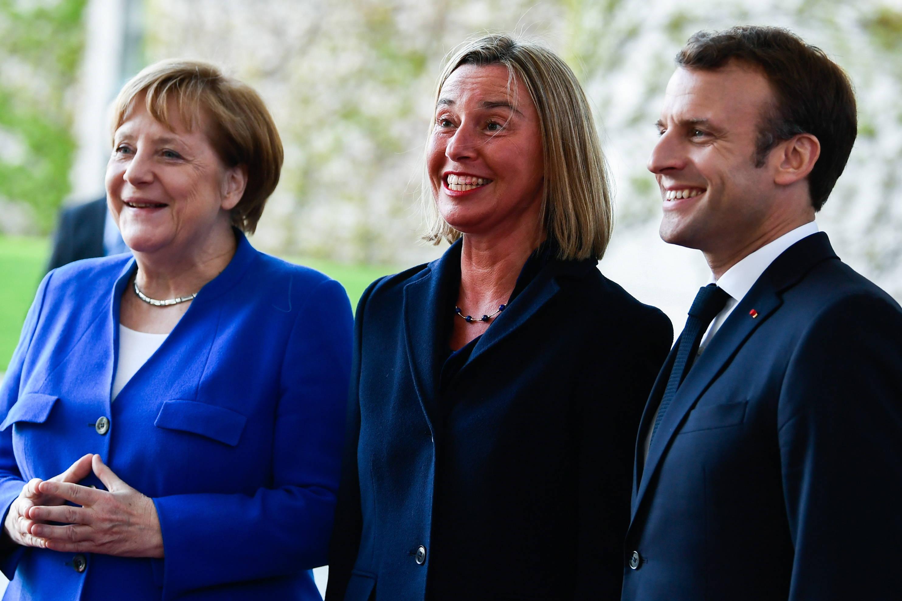 Unia Europejska wobec światowych mocarstw