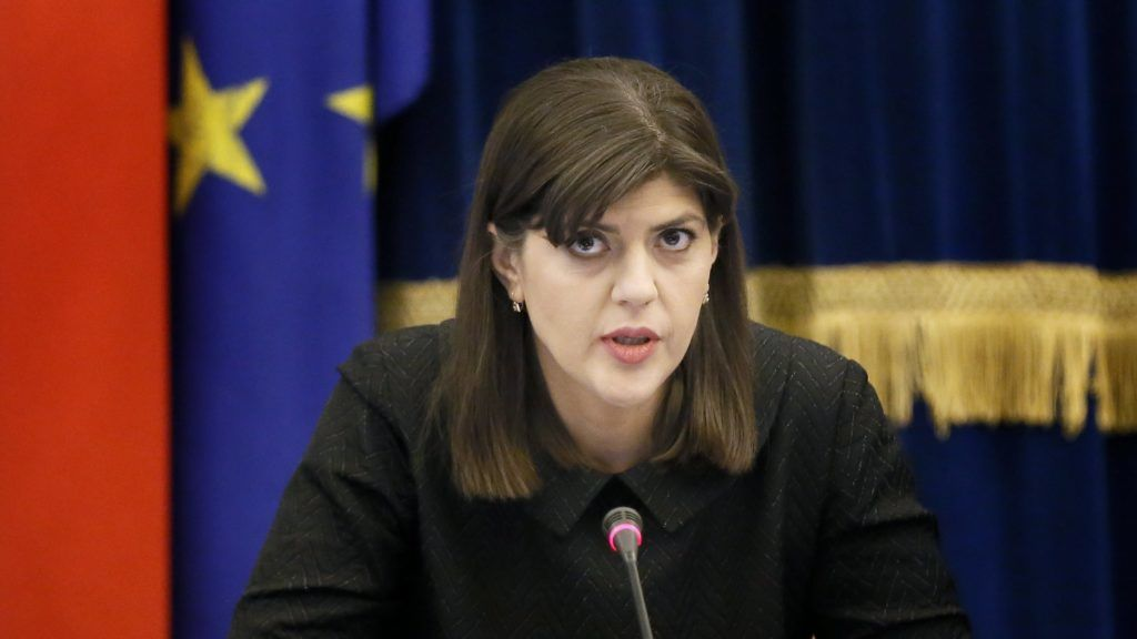 Romania's Kövesi One Step Away From Becoming EU Chief Prosecutor