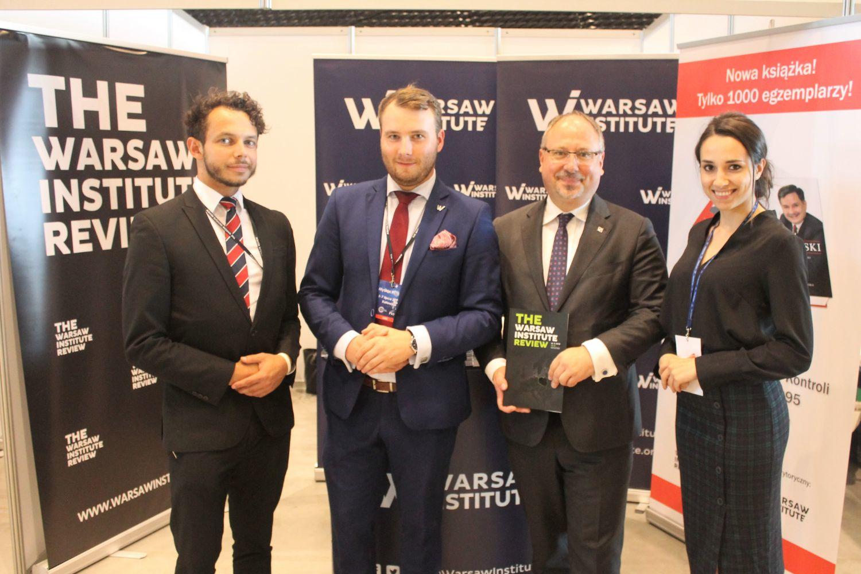 mysląc Polska - Warsaw Institute Ambasador Rzegocki g8_1
