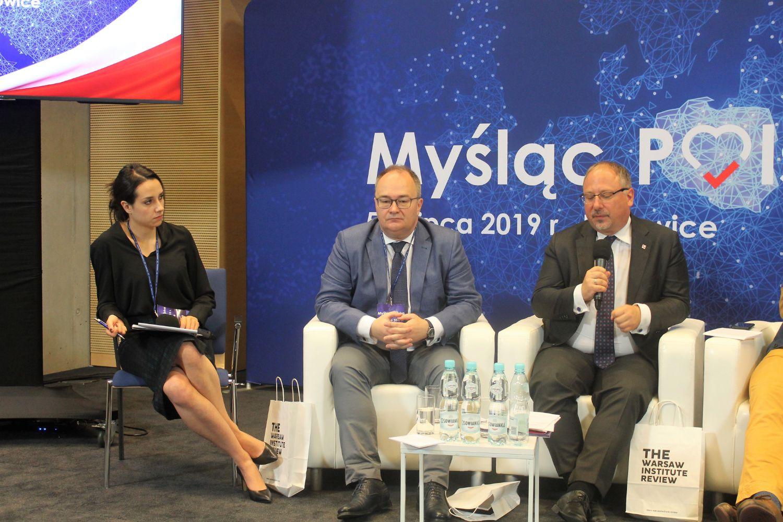 mysląc Polska - Warsaw Institute - Wyzwania UE - Amb Arkady Rzegocki g2