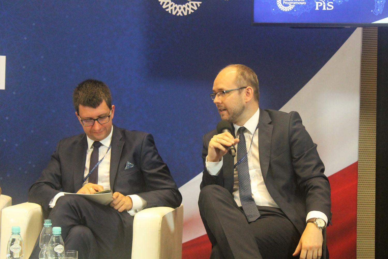 mysląc Polska - Warsaw Institute - Wyzwania UE - Marcin Przydacz g3