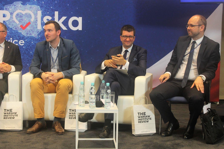 mysląc Polska - Warsaw Institute - Wyzwania UE - Marcin Roszkowski g5