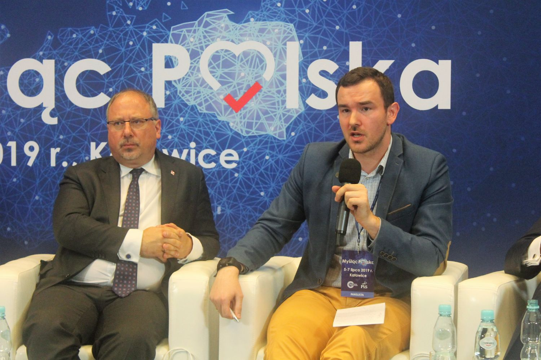 mysląc Polska - Warsaw Institute - Wyzwania UE - Paweł Musiałek g4