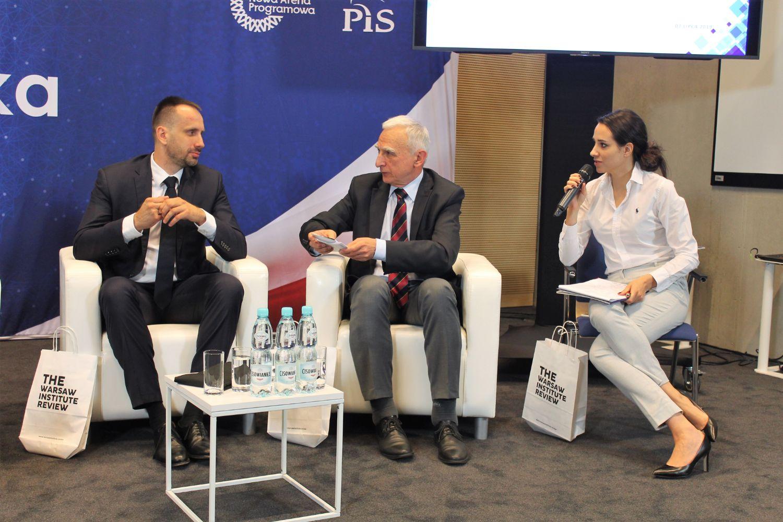 mysląc Polska - Warsaw Institute - geopolityka energii - Izabela Wojtyczka g6
