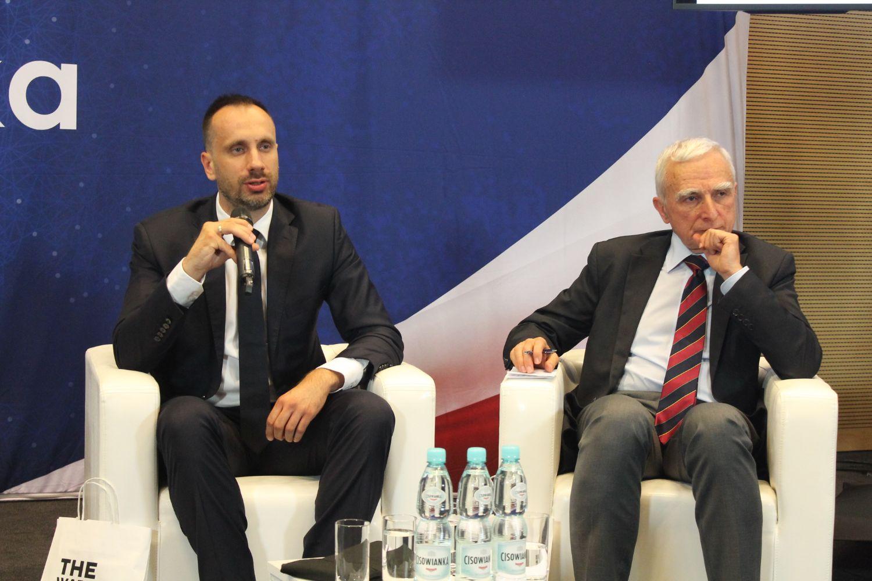 mysląc Polska - Warsaw Institute - geopolityka energii - Janusz Kowalski g2