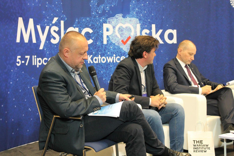 mysląc Polska - Warsaw Institute - geopolityka energii - Krzysztof Rogala g5