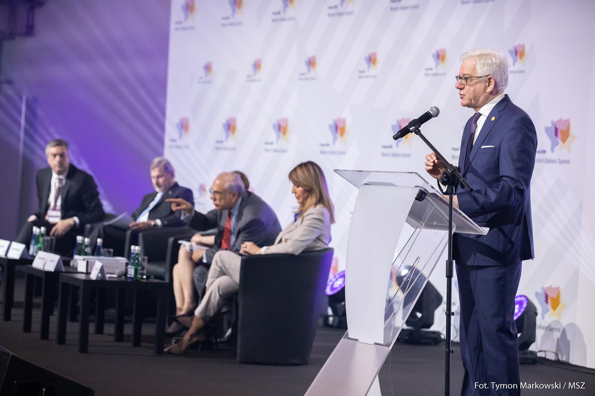 Western Balkans Summit 2019