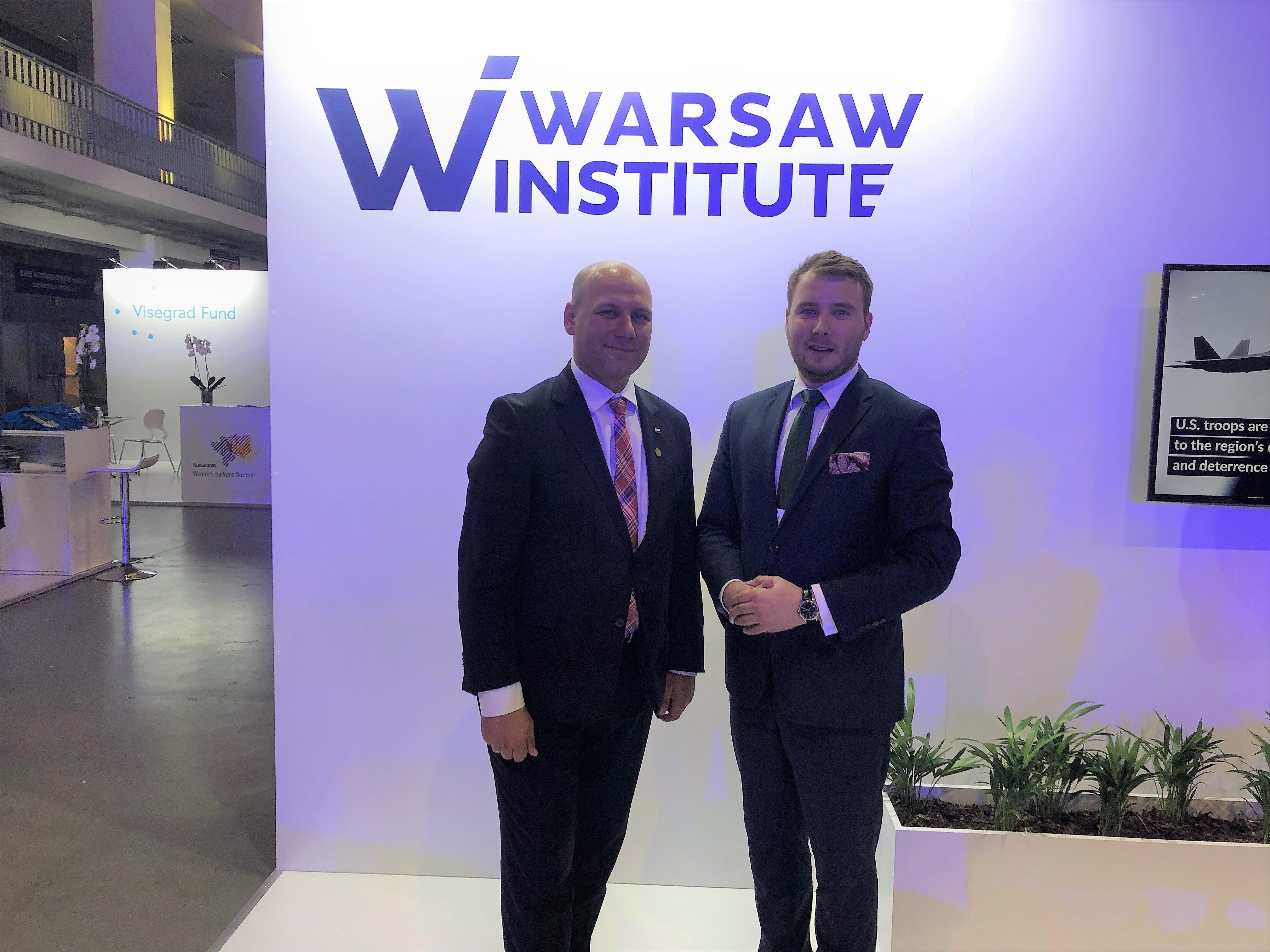 western balkans summit 2019 in Poznan warsaw institute szynkowski vel sek kaminski