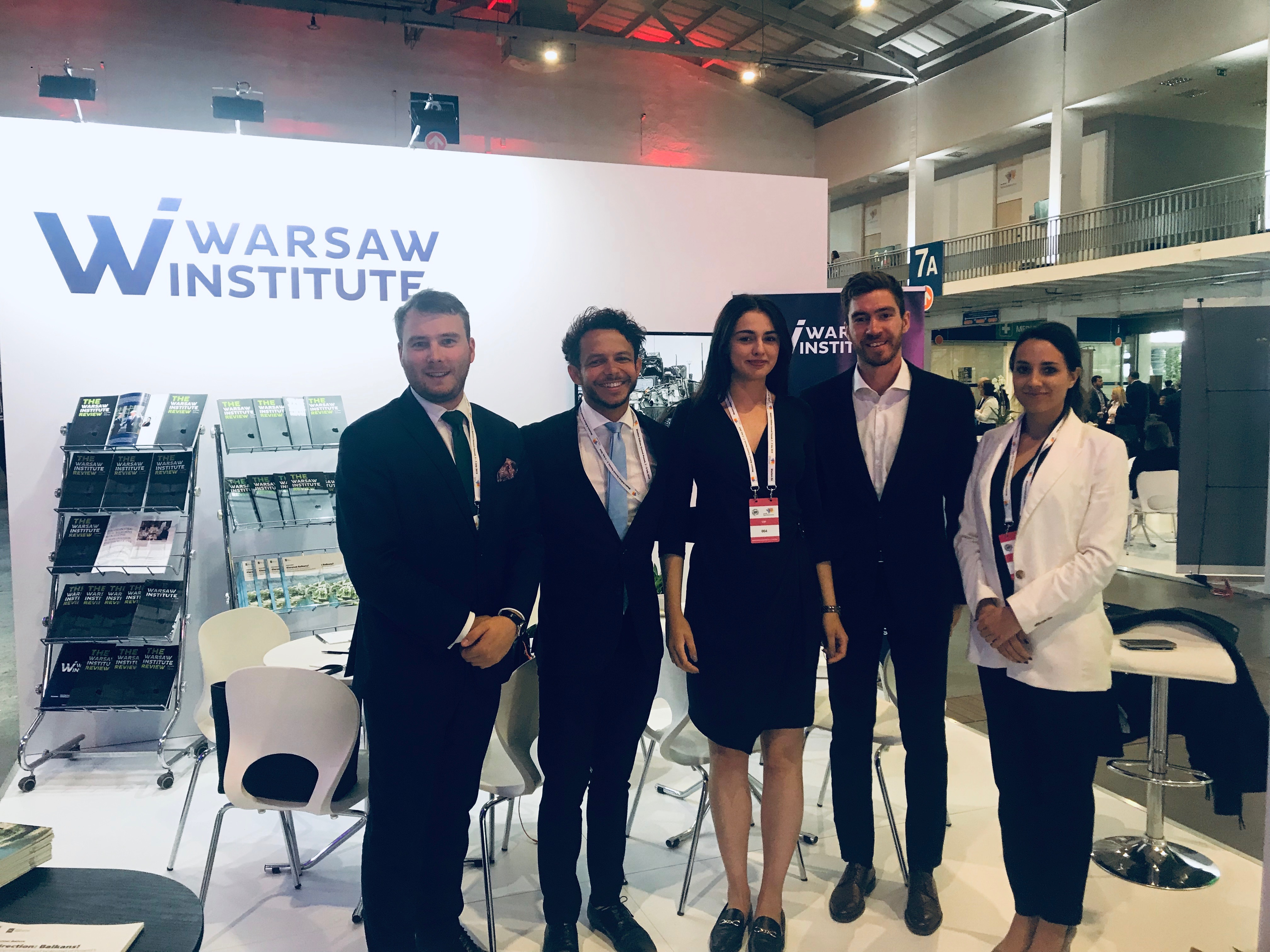 western balkans summit 2019 in Poznan warsaw institute team