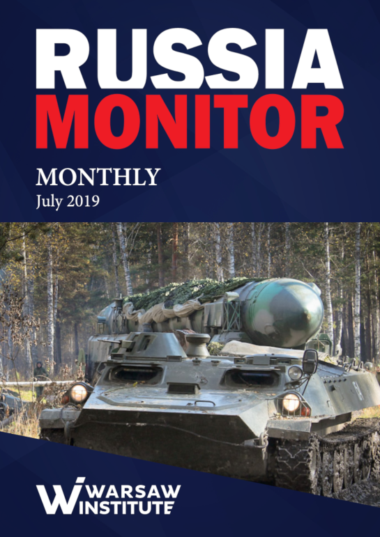 RUSSIA MONITOR MONTHLY 07/2019