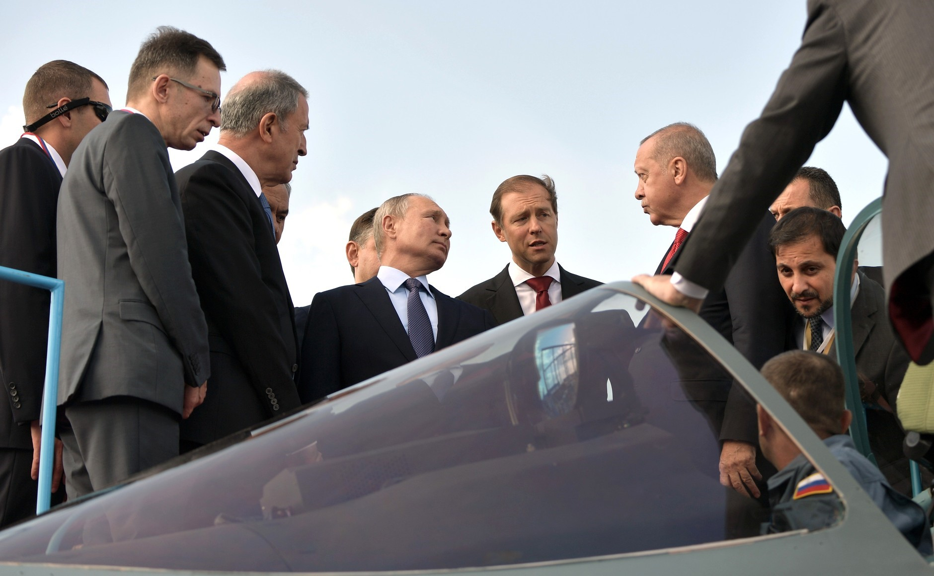 Erdogan w rosyjskiej pułapce