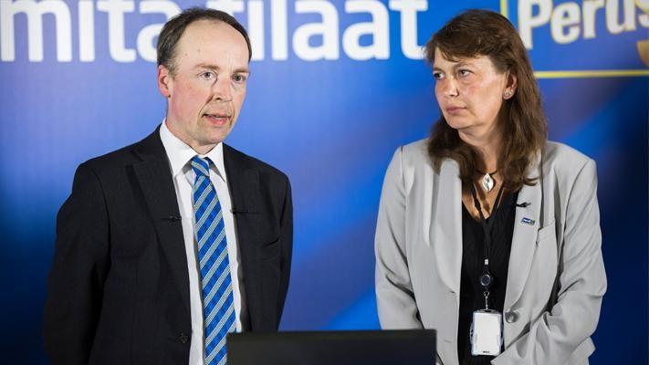 Partia Finów liderem sondaży. Prawica rośnie w siłę