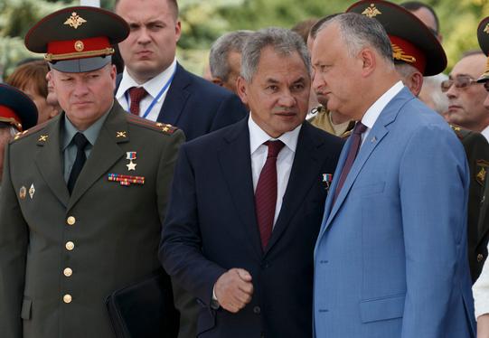 Misja Szojgu. Mołdawia głębiej w objęciach Rosji