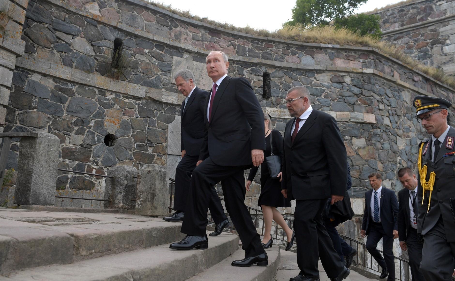 Putin Visits Helsinki: Finlandization 2.0?