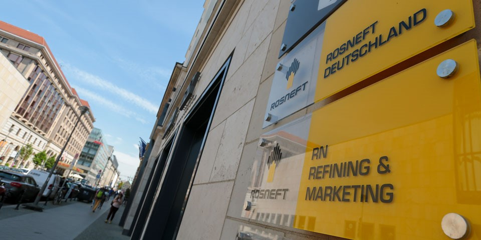 Rosneft's German Subsidiary Expands Its Activities